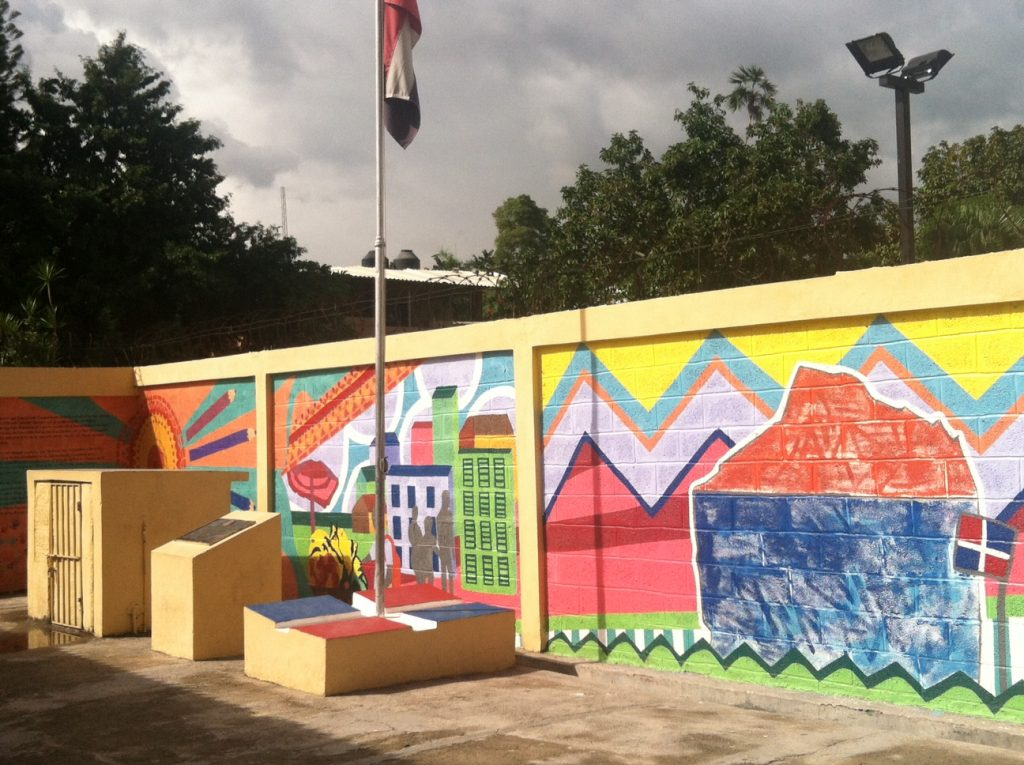 Villa Aura School Beautification